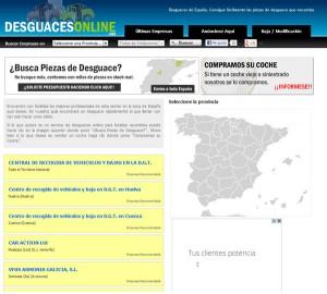 desguacesonline.net