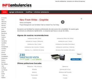 infoambulancias.com