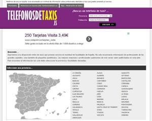 telefonosdetaxis.es