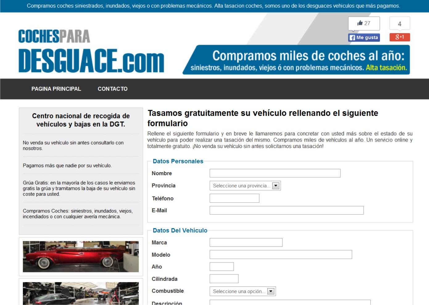 cochesparadesguace