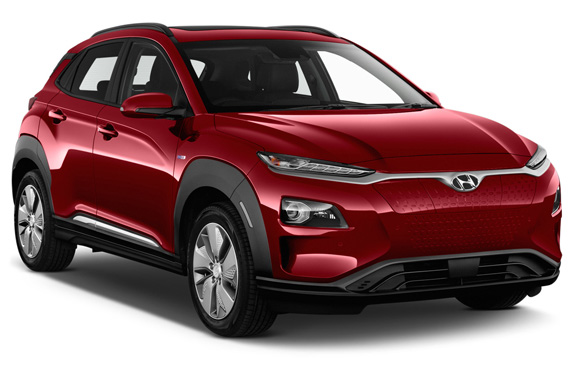 2019 Hyundai Kona EV Sky SUV